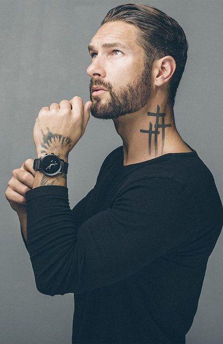 3 Cross Tattoo